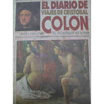 Paolo E Taviani - El Diario De Viajes De Cristobal Colón