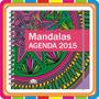 Agenda 2015 Mandalas - Original V&r - Mundo Manias