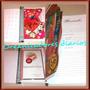 Organizador Diario Personalizado, Souvenirs Unico,14x21 Cm