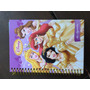 Agenda Disney Princesas- Perpetua- Mediana- Tapa Dura