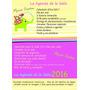 Agenda Nivel Inicial 2016 Jardin Maestra Jardinera
