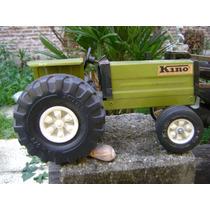Tractor En Chapa Marca Kino