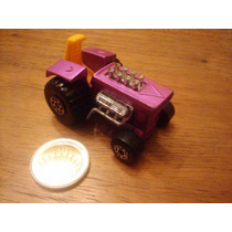 Tractor Matchbox Lesney 1972 #25 Made In England