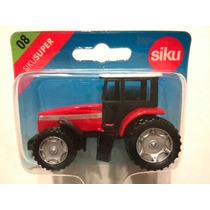-full- Tractor Massey Ferguson 9240 Siku 0847 1/76