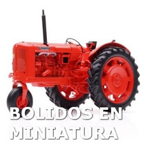 Tractor Nuffield Universal Four Row - Universal Hobbies 1/16