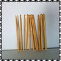Agujas Crochet Bambú
