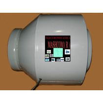 Extractor De Aire De 10 Pulgadas Centrifugo Motor 1/2 H