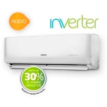 Aire Acondicionado Surrey Split Inverter 3050 Frg Frio Calor
