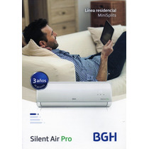 Aire Acondicionado 2300 Frio Calor Bgh Pro R410 Consumo A