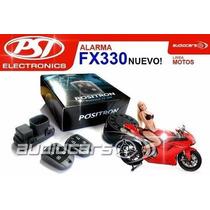 Alarma Para Moto Pst Fx330 Duoblock Presencia Envio Gratis