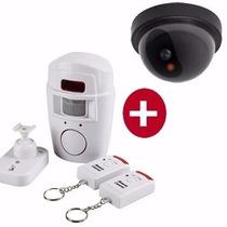 Alarma Domiciliaria Sensor Kit Completo Inalambrica Casa