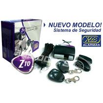 Alarma X 28 Z10 Antirrobo Volumetrico Con Instalación