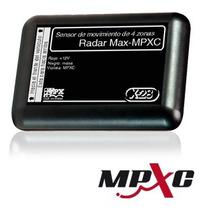 Sensor De Movimiento Radar Max-mpxc De X-28 Alarmas