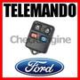 Control Remoto Telemando Ford Ecosport Fiesta Ranger 4 Boton