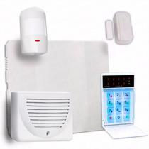 Alarma Kit A2k4 Alonso Intrusion Con Llamador Celular Y Fijo