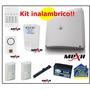 Kit Alarma Inalambrica X28 Domicilio Casa Envio Gratis