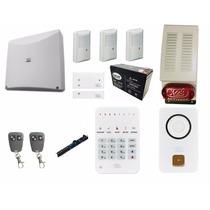 Kit Alarma X28 8 Zonas Inalambrica Hogar Casa Seguridad X-28