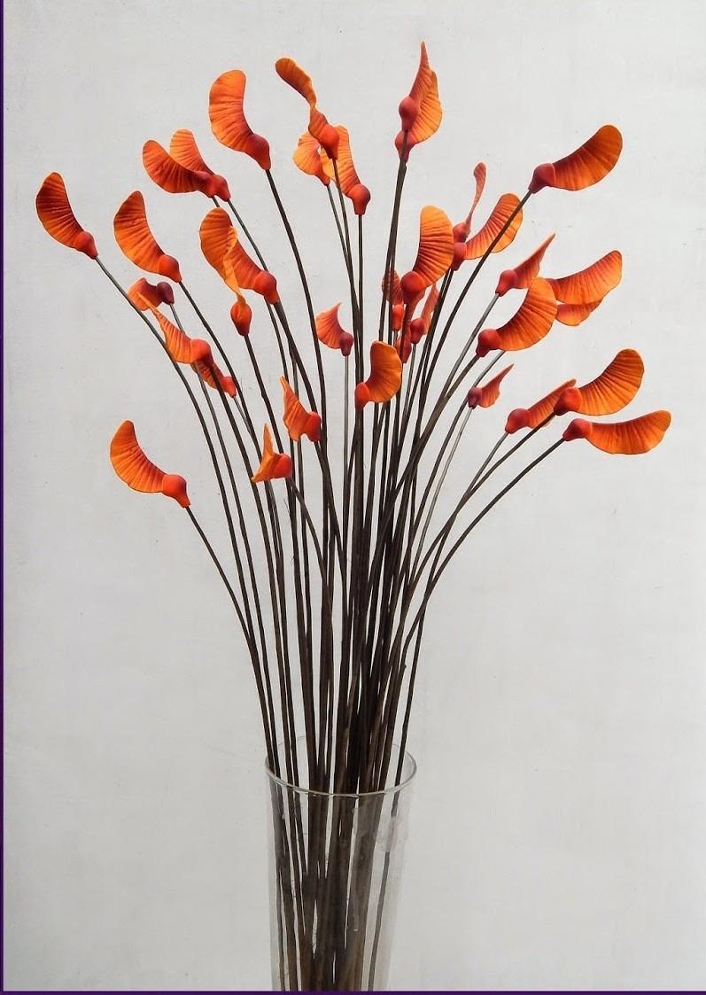 Alba.originales Flores De Foami Ramos De 35 Varas De Colores ...