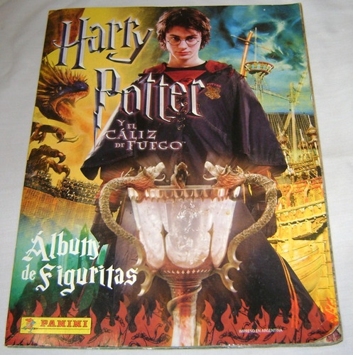 harry potter y el caliz de fuego com: