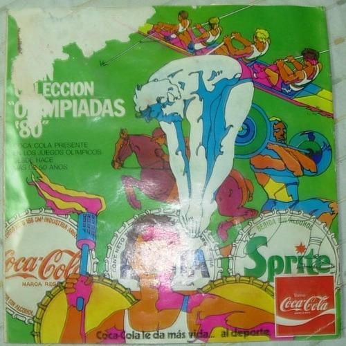 album-figuritas-tapitas-coca-cola-olimpi