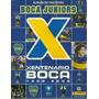 Album Figuritas Boca Xentenario - Vacio -panini -