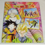 Lote 3 Álbumes Figuritas Dragon Ball Incompletos Al 50/60%