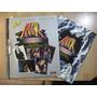 Carpeta Coleccionador + Album Rock Cards Vacio Nuevo