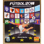 Futbol 2011 Panini Álbum De Figuritas Vacío