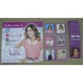 Violetta Album De Figuritas Completo Figuritas A Pegar 2013