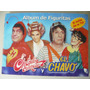Album El Chavo Y Chapulin Colorado 2001 87 De 192 Figuritas