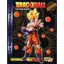 * Album Vacio Dragon Ball La Saga Del Guerrero Dorado