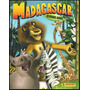 * Album Incompleto Madagascar Faltan 10 Figus Ver Descrip.