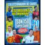 Coleccion Cards Navarrete Mundial Brasil 2014 100% Completa