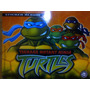 Album De Figuritas Turtles - Tortugas Ninjas