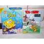Album Figuritas Bob Esponja Tom Y Jerry Incompletos