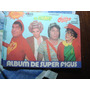 Album De Figuritas El Chavo Con 141 Figuritaspegadas