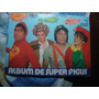 Album De Figuritas El Chavo Con 48 Figuritaspegadas