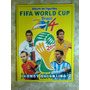 Album De Figuritas Mundial Brasil 2014- Completo- No Oficial