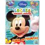La Casa De Mickey Mouse Album Completo Las 200 Figus A Pegar