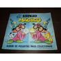 Album De Figuritas El Espejo Magico Anteojito