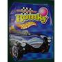 Album Figuritas Chicle Bomky Autos Hotwheels 2001 Deterioros