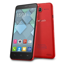 Celular Alcatel Mini Idol 6012a 3g Lcd 4.3 Color Rojo Libre!