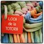 Alfombras Artesanales Tejidas A Crochet Con Totora,
