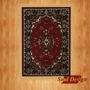 Carpeta Alfombra Layla 60 X 100 Cm, Tipo Persa Fundasoul