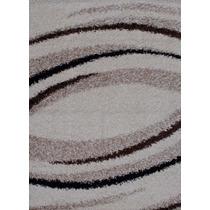 Alfombra Carpeta Shaggy Pelo Largo 120x170cm Kreatex