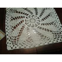 Carpeta Crochet Centro De Mesa Camino