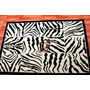 Alfombra Carpeta Animal Print Importada De Bélgica 1.50x2.00