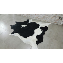 Alfombras De Cuero De Vaca Con Pelo Natural
