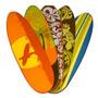 Alfombra Infantil Nene Surf | 57x170 Cm | Envío Gratis| Dib