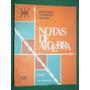 Libro Notas Algebra Universidad Tecnologica Nacional 1974
